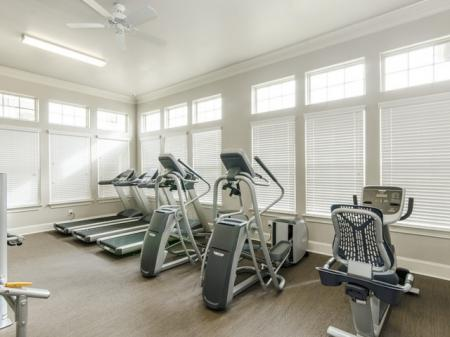 State-of-the-Art Fitness Center | Apartments In Magnolia | The Grand Estates Woodland