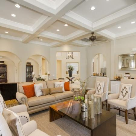 Spacious Resident Club House | Luxury Apartments In San Antonio Texas | The Mansions at Briggs Ranch