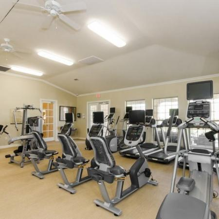 Cardio | The Mansions at Briggs Ranch