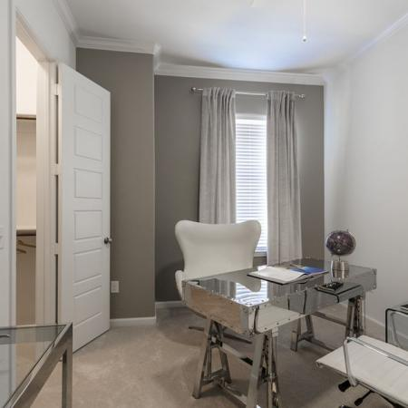 Elegant Study | Apartments In Little Elm TX | The Mansions 3Eighty