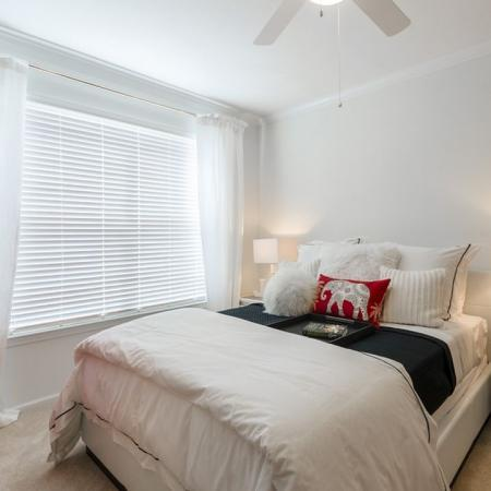 Luxurious Bedroom | Apartments In Little Elm TX | The Mansions 3Eighty