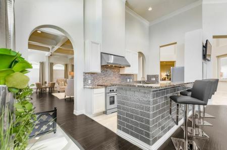 Elegant Community Club House | Apartments Austin | The Mansions at Lakeway