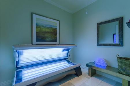 Resident Tanning Bed | Luxury Apartments In Austin Texas | The Mansions at Lakeway