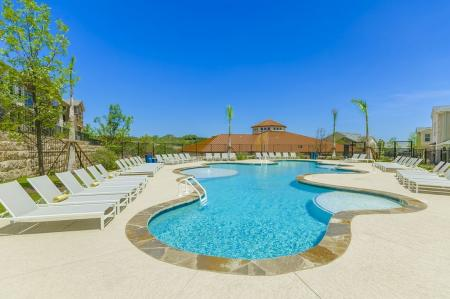 Swimming Pool | Apartments In Austin TX | The Mansions at Lakeway