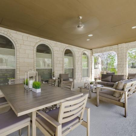 Covered Pavilion | Apartment In Austin Texas | The Mansions at Lakeway