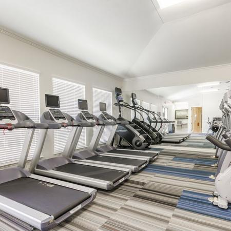 Cutting Edge Fitness Center | Austin TX Apartments | The Mansions at Lakeway