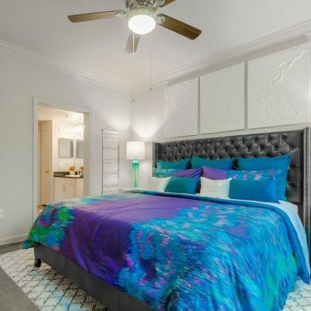 Vast Master Bedroom | Apartments McKinney | The Mansions McKinney