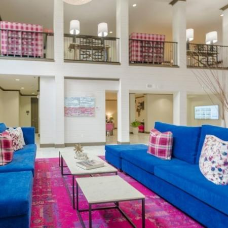 Community Lounge | Apartment For Rent In McKinney TX | The Mansions McKinney