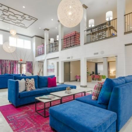Resident Lounge | Apartments In McKinney TX | The Mansions McKinney