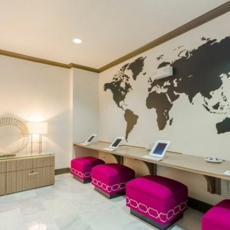 Resident Business Center | McKinney Apartments | The Mansions McKinney