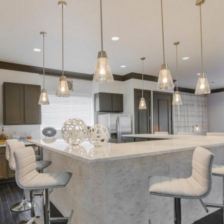 Spacious Resident Club House | Luxury Apartments in McKinney TX | The Mansions McKinney 1