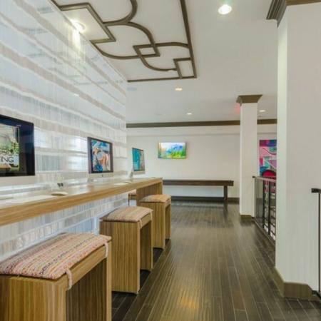 Elegant Resident Club House | Luxury McKinney Apartments | The Mansions McKinney 1