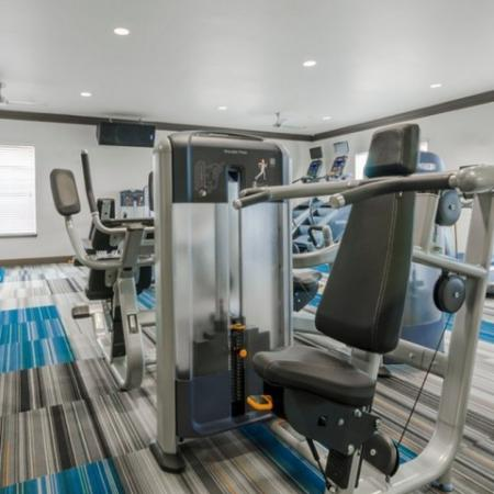 State-of-the-Art Fitness Center | Apartments In McKinney TX | The Mansions McKinney 1