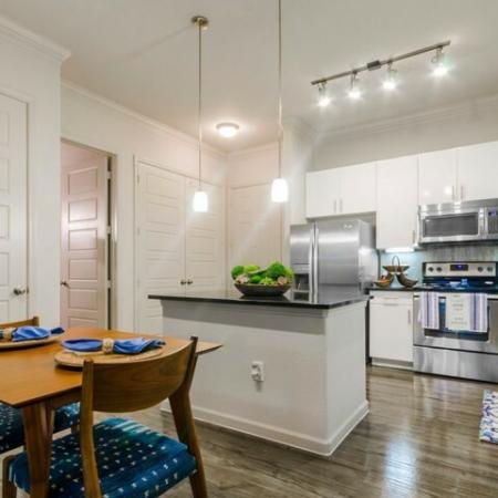 Luxurious Dining Room | Luxury Apartments McKinney | The Mansions McKinney 1