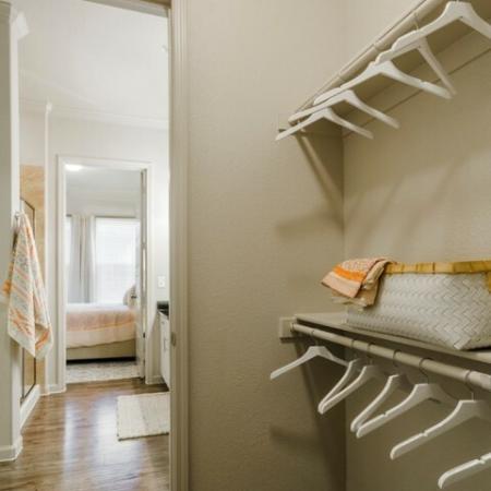 Spacious Walk in Closet | Luxury Apartments in McKinney TX | The Mansions McKinney 1