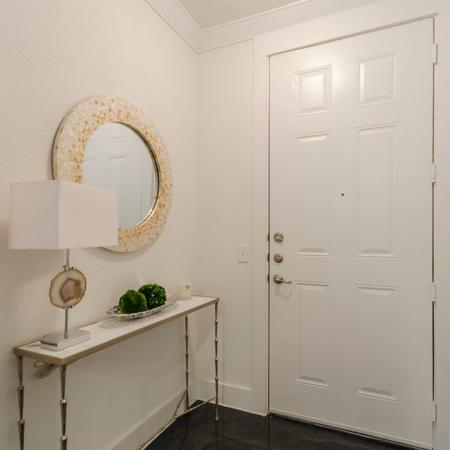Spacious Hallway | Apartments in Seabrook TX | The Towers of Seabrook
