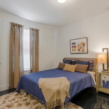 Spacious Bedroom | Apartments In Clear Lake Texas | The Towers of Seabrook