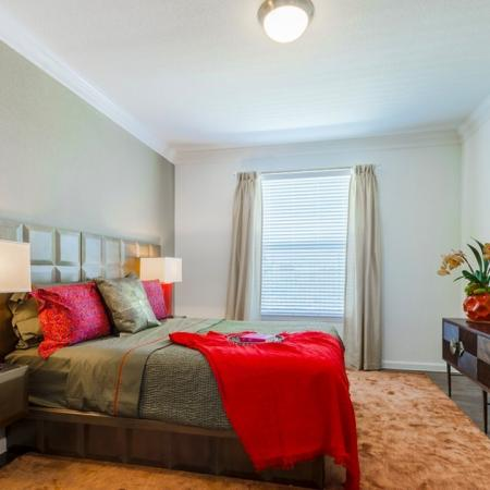 2 Spacious Master Bedroom | Little Elm TX Apartments | The Mansions 3Eighty