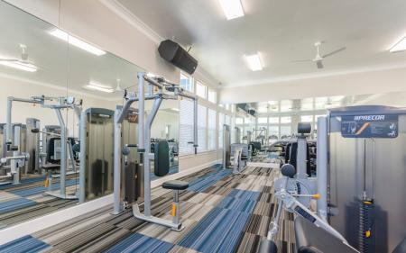 Resident Fitness Center | Apartments Little Elm, TX | The Luxe 3Eighty