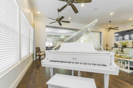 Elegant Community Club House | Wylie TX Apartments | The Mansions of Wylie01