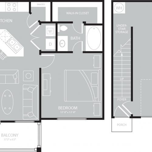 Floor Plan 7 | The Mansions on the Park