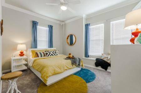 Spacious Bedroom | Austin TX Apartments | The Mansions at Travesia