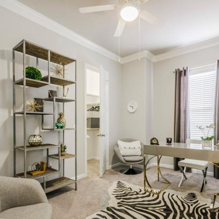 Home Office | Apartments In Austin TX | The Mansions at Travesia