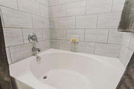 Ornate Bathroom | Apartments In Austin TX | The Mansions at Travesia
