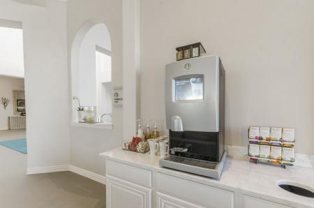 Resident Coffee Bar | Apartments In Austin TX | The Mansions at Travesia