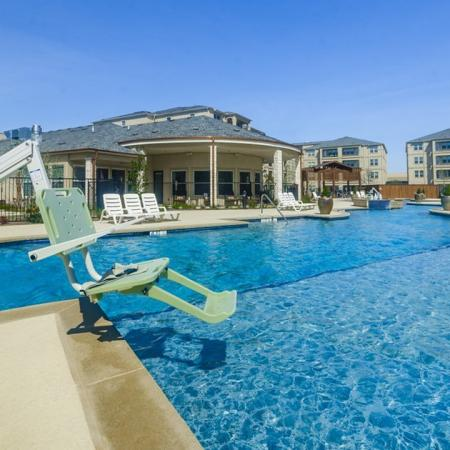 Indoor Pool | Apartments In Wylie | The Mansions at Wylie01
