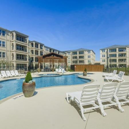 Heated Pool | Apartments In Wylie TX | The Mansions at Wylie01