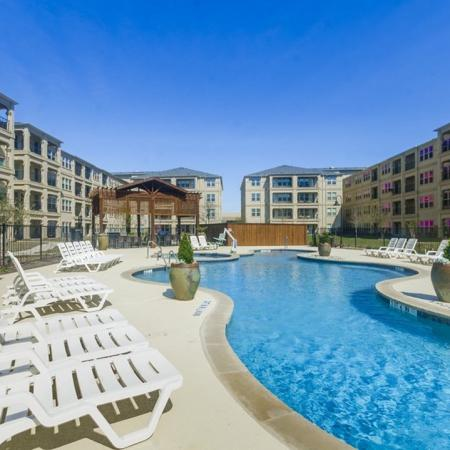 Year Round Swimming Pool | Apartments Wylie TX | The Mansions at Wylie01