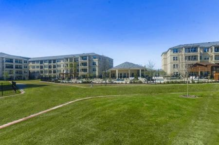 Beautiful Community Grounds | Apartments Wylie | The Mansions at Wylie01