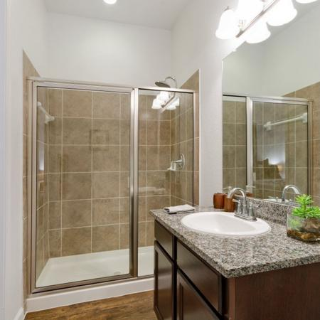Vast Bedroom | CONROE Apartments | The Grand Estates in the Forest