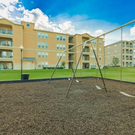 Community Children's Playground   San Antonio Texas Apartments for Rent   The Estates at Briggs Ranch