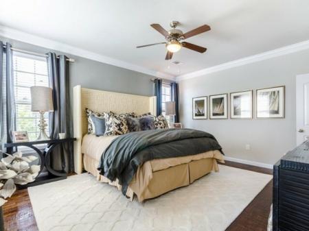Spacious Bedroom   SAN ANTONIO Texas Apartments   The Mansions at Briggs Ranch