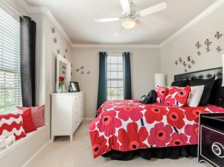Luxurious Bedroom   Apartments in SAN ANTONIO   The Mansions at Briggs Ranch
