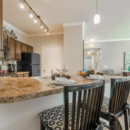 State-of-the-Art Kitchen   San Antonio Texas Apartments   The Estates at Briggs Ranch