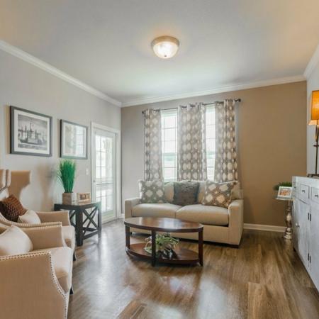 Luxurious Living Area | Apartments in San Antonio | The Estates at Briggs Ranch