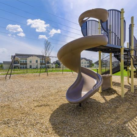 Resident Children's Playground | Little Elm Texas Apartments | The Estates 3Eighty