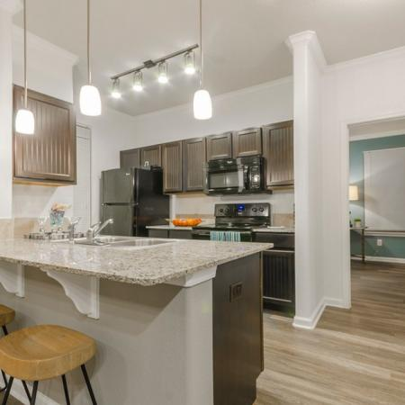 Elegant Dining Room | MAGNOLIA Apartments | The Estates Woodland