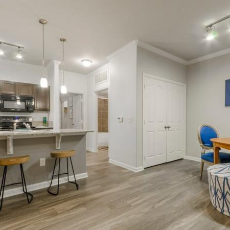 Luxurious Living Area | Apartments in MAGNOLIA | The Estates Woodland
