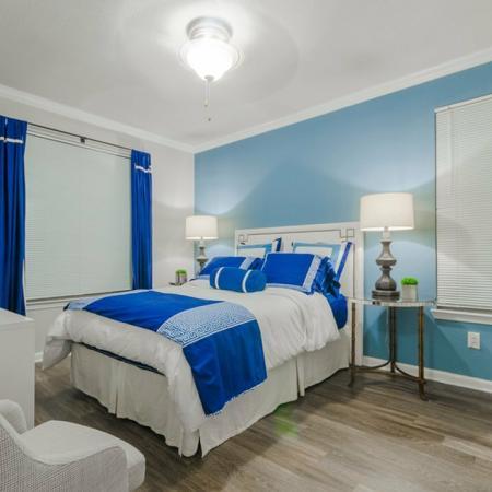 Luxurious Bedroom | Apartments in MAGNOLIA | The Estates Woodland