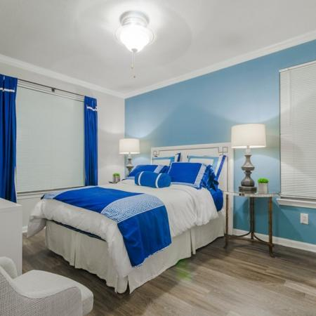 Luxurious Bedroom | Apartments in MAGNOLIA | The Estates Woodland