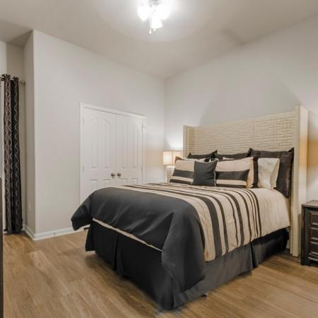 Vast Master Bedroom | MAGNOLIA Apartments | The Estates Woodland