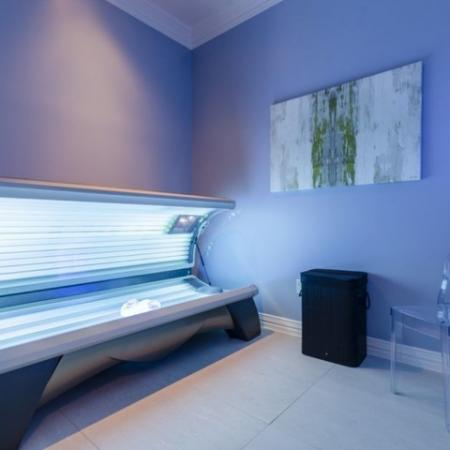 Tanning Bed | Apartments In Garland TX | The Mansions at Spring Creek
