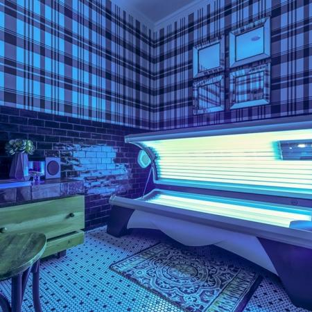 Resident Tanning Bed | Apartments For Rent New Braunfels TX | The Luxe at Creekside