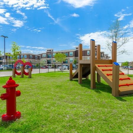 Dog Park | Apartments In McKinney TX | The Mansions McKinney
