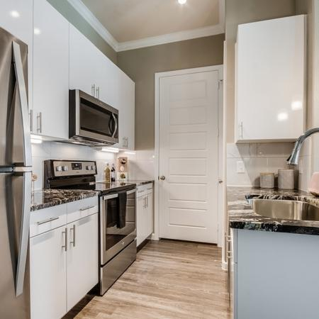 Marble Countertops | Apartments For Rent In Richardson Texas | The Mansions at Spring Creek