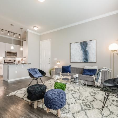 Luxurious Living Area   Apartments For Rent In Richardson Texas   The Mansions at Spring Creek